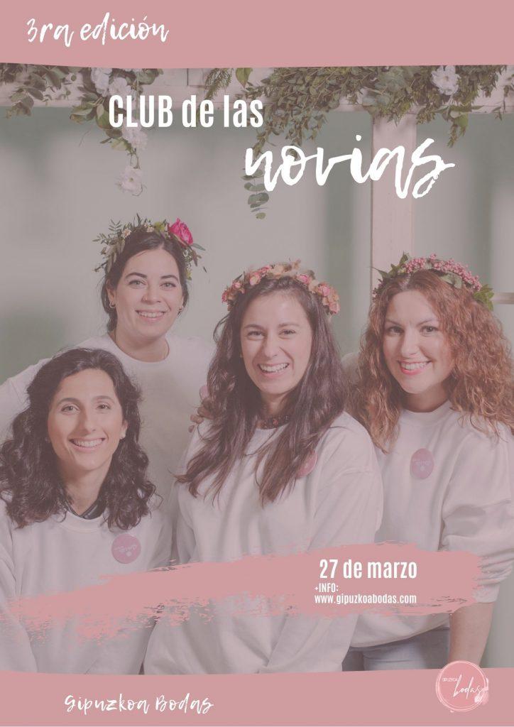1 carrtel 3 edc. El club de las Novias